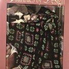 Leisure Arts 2895 Grannies by Designs Afghan Crochet Pattern Anne Halliday