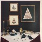 JBW Designs O, Christmas Tree Cross Stitch Chart