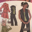 Simplicity 4260 That's so Raven Wardrobe sewing pattern size 8 - 16