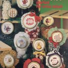 Leisure Arts 211 Jar Lids Charted for Cross Stitch