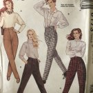 McCall's 6173 Misses' Tapered Pants Sewing Pattern size 12 14 16
