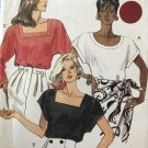 Very Easy Very Vogue 7783 Blouse Sewing Pattern Size 8 10 12