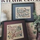 Signs of Love in Plastic Canvas Pattern Leisure Arts 1574