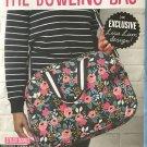 The Bowling Bag Simply Sewing Pattern uncut Lisa Lam Design