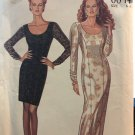 New Look 6644 Misses cocktail evening Dress sewing pattern size 6 - 16