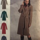 Simplicity 8796 Misses' Wrap Coat Sewing Pattern size 6 - 14