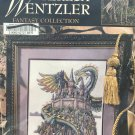 Teresa Wentzler Fantasy Collection Cross Stitch Book Leisure Arts 15872