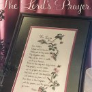 The Lord's Prayer Pattern Chart Leisure Arts 958