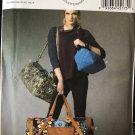 Butterick 5968 Satchel Duffel Bag in 3 sizes sewing pattern