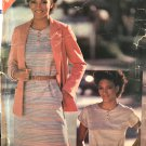 Butterick 3238 See & Sew Jacket and Dress sewing Pattern Size 14 16 18