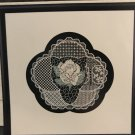 Simply Old-Fashioned Cross Stitch chart pattern by Donna J. Heidler Remington's Rose