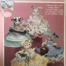 Home Sweet Home Air Freshener Dolls & Barnyard Friends Crochet Pattern Fibre Craft FCM444