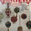 Beaded Christmas Ornaments PLAID Marie LeFevre 8941 Pattern