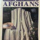 Leisure Arts 2990 Strip-A-Day Afghan Crochet Pattern Jan Hatfield
