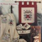 Leisure Arts 911 Peace Angel Cross Stitch Charts by Diane Brakefield