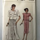 Very Easy Very Vogue 9901 Misses' Top & Skirt Sewing Pattern Size 14 16 18 Bust 36 38 40