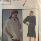 Style 4734 Misses Shirtdress Dress or Shirt Sewing Pattern size 16 18 20 Uncut