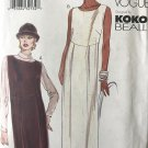 Very Easy Vogue 7314 Koko Beall, Dress, Jumper & Top sizes 6 8 10
