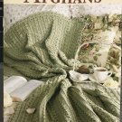 Luxurious Afghans Crochet Pattern Leisure Arts 75104