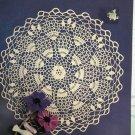 Coats & Clark 317 Laces to Knit Crochet & Tat Pattern 1985 Thread Crochet