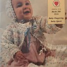 Red Heart Stylish Snugglers baby layettes Book 389