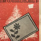 Workbasket Magazine December 1963 Vintage Patterns Doilies Poinsettia Place Mats