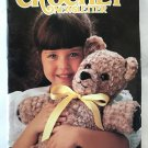 Annie's Crochet Newsletter No. 42 toys, pillow, fashion doll furniture, slippers