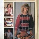 Annie's Wardrobe Magazine No. 6 Sweaters vests to crochet knit or sew