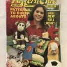 Annie's Pattern Club 5 Soccer Ball, Hamburger Coasters, Monkey toy, Supermom Pot Holder