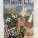 Annie's Crochet Newsletter No. 21 afghan, frog, toys, a vest
