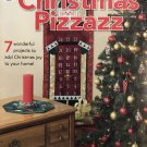 House of White Birches Christmas Pizzazz Quilt Quilting Applique Pattern 141233