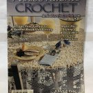 Annie's Favorite Crochet 110 April 2001 Crochet patterns scrunchies bookmark doll dress afghan