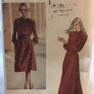 Vogue 7747 Misses' Loose-fitting, pullover dress Sewing Pattern size 10