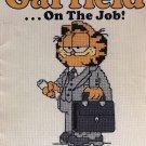 Garfield on the Job Cross Stitch Pattern Book Millcraft, Inc GCSB-5