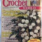 June 2001 Afghans, Bridal Bouquet, Pillow, Toys & More Crochet Patterns