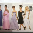 Butterick 6421 Girl's Special Occasion Dress & Shrug Sewing Pattern Size 12, 14
