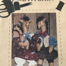 "Giraffe Family ""And Baby Makes Three"" #154 by Thimble Stitch Sewing Pattern"