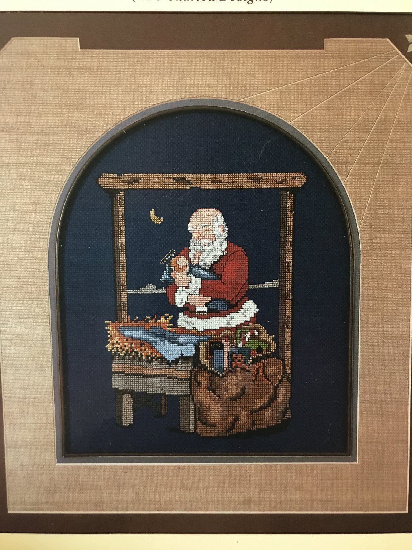 Christmas is Classic Collector Series -1 Rae Nebraska Cross Stitch Designs