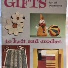 Coats & Clark's book 116 Gifts for all Occasions Crochet and Knitting pattern from 1959
