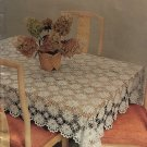 Coats & Clark's book 279 Crocheted Elegance Doily and Tablecloth Thread Crochet Pattern