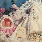 Crochet Cherubs Doll & Toy pattern Leisure Time Publications MM751