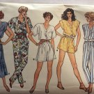 Butterick 3825 Misses' Dress & Jumpsuit Sewing Pattern Size 14 16 18