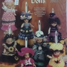 Crochet Feather Duster Dolls The Needlecraft Shop 971910 Crochet Pattern