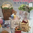 Gift Bags & Tags Plastic Canvas Pattern The Needlecraft Shop #916902