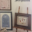 Scriptures Cross Stitch Graphs from the Olde Towne Stitchery
