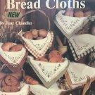 Leisure Arts 2450 Tasteful Bread Cloths Cross Stitch Pattern by Jane Chandler