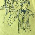 Children's Jacket Stretch & Sew Ann Person 870 Sewing Pattern sizes 2 4 6 7