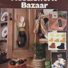 Needlework Bazaar 25 projects Crochet and Knit Pattern Leisure Arts 135