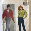 Butterick 5606 Misses'  Jean Jacket and slacks Sewing Pattern size 12 14 16
