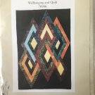Fractured Diamonds Wallhanging and Quilt 70906 Prairie's Edge Patchworks Quilt Pattern
